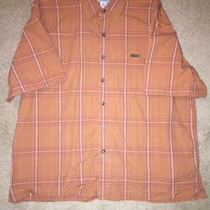 Carhartt Shirts - Set of 2 Carhartt 2XL, short sleeve